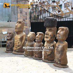 Mini Moai Statue 2