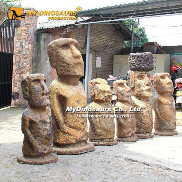 Mini Moai Statue