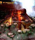 Mini Volcano Model