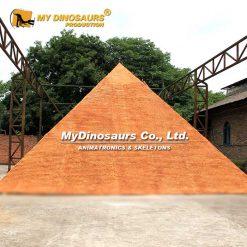 Miniature Pyramid Statue 1