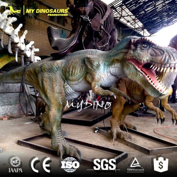 Dinosaur Riding Game