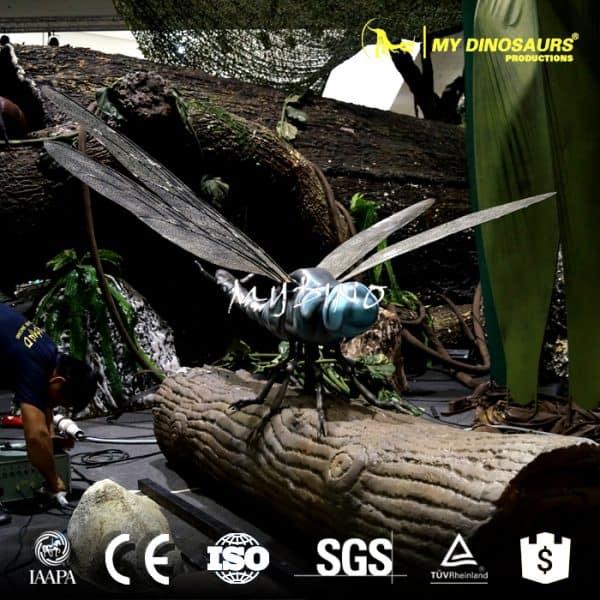 animated animatronic insect