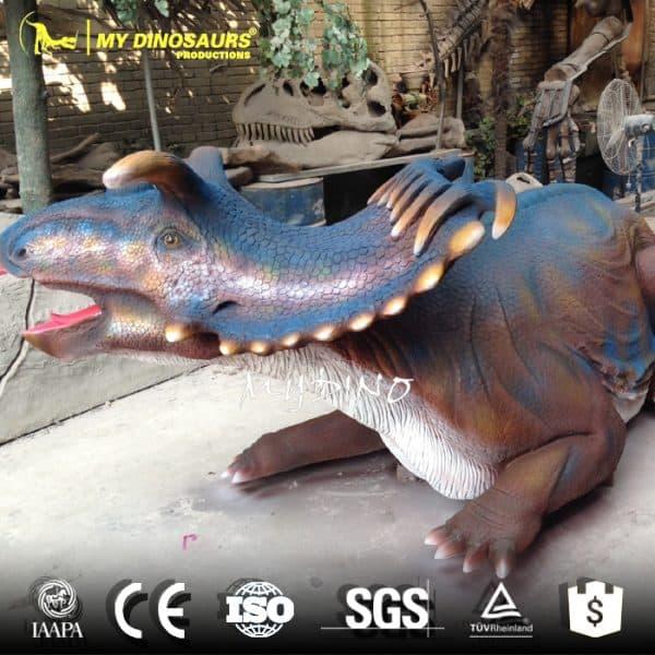 battery operated dinosaur ride