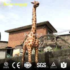 life Size Giraffe Sculpture