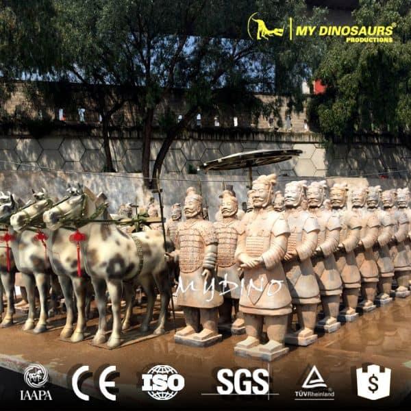 mini china Terra Cotta Warriors