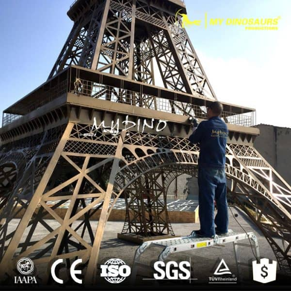 Miniature Eiffel Tower Sculpture for Sale