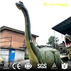 Customization dinosaur brachiosaurus