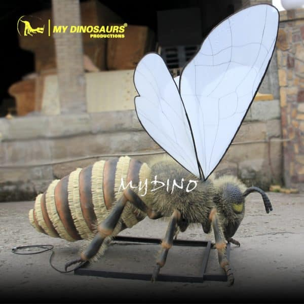 bee statues