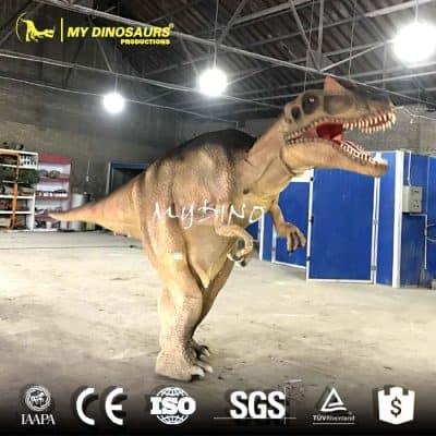 jurassic park dinosaur costume allosaurus