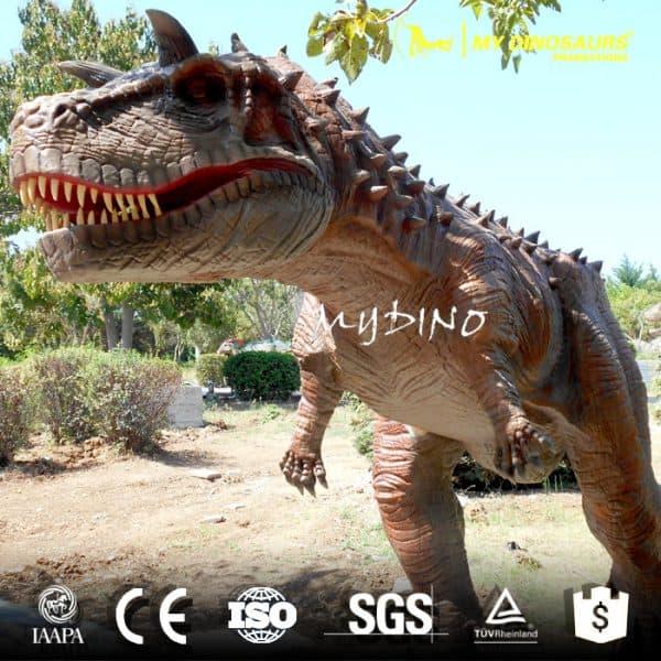 Animatronic Dinosaur Carnotaurus