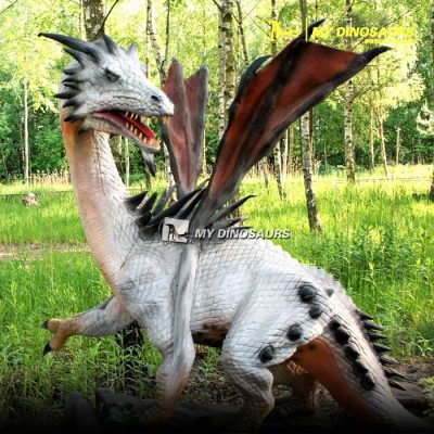 Animatronic dragon 1