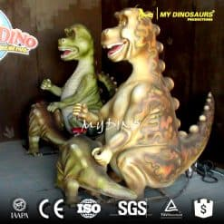 Dinosaur park souvenir equipment