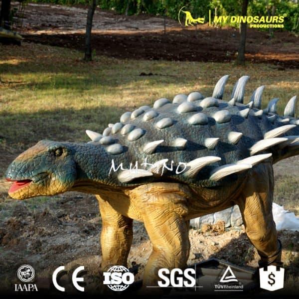 Animatronic Dinosaur Hylaeosaurus