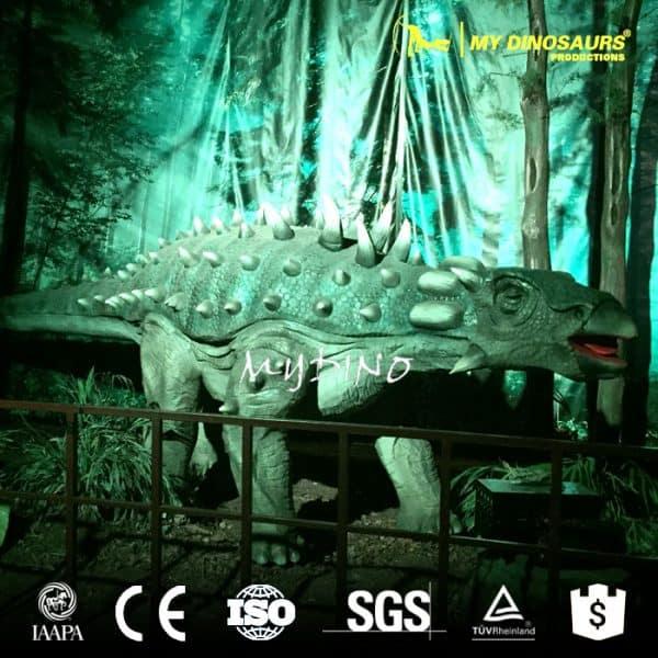 ankylosaur model 1