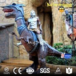dinosaur sculpture for park 1