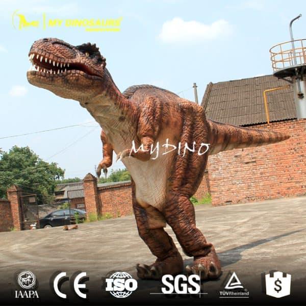 Dinosaur Costume Event
