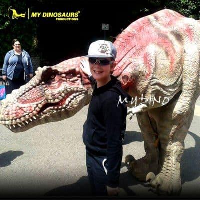 realistic walking dinosaur costume