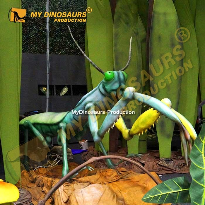 animatronic big mantis