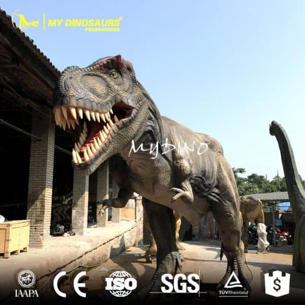 animatronic huge t rex 1