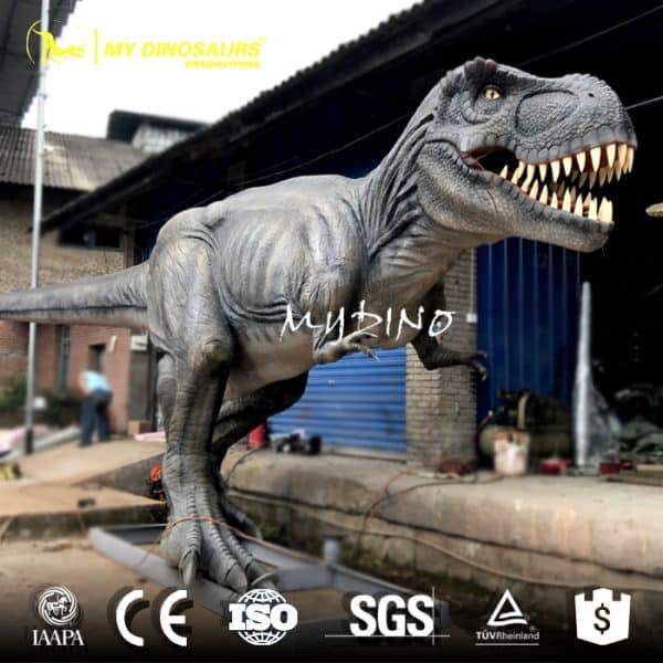 animatronic huge t rex