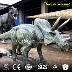 life size triceratops for sale