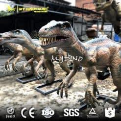 Animatronic velociraptor for sale