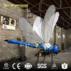 Giant Dragonfly Statue