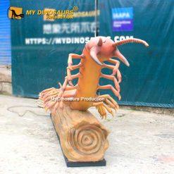 animatronic scolopendra 1