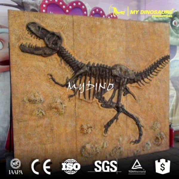 fossil t rex