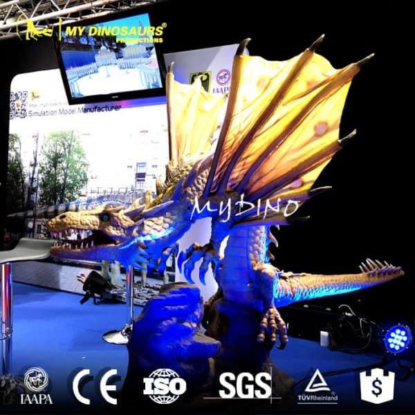 Animatronic Dragon 8