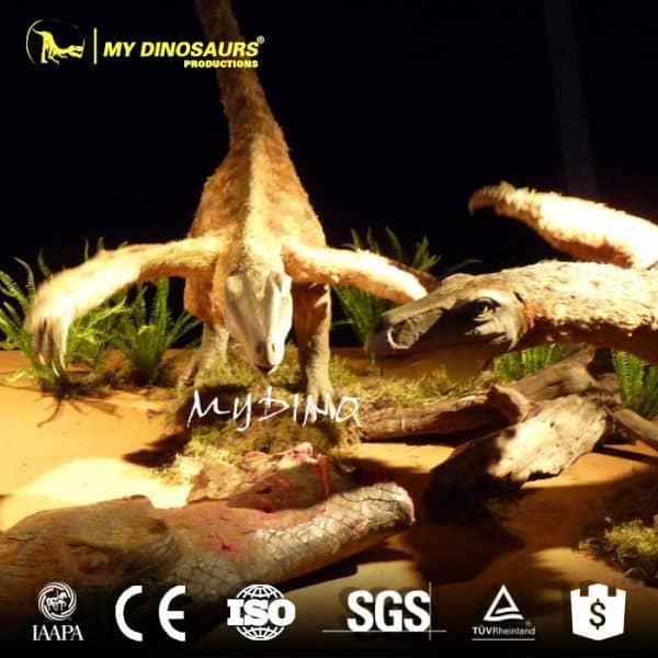 Feathered Velociraptor 1
