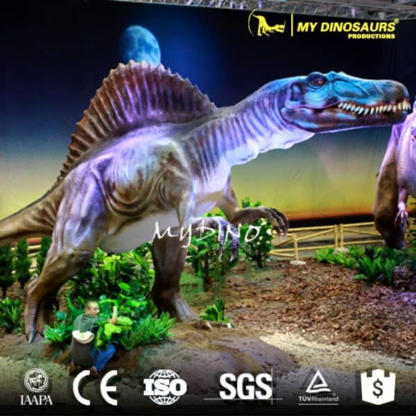 Animatronic Dinosaur Exhibit