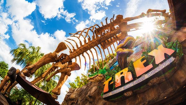 t rex cafe disney springs sunburst