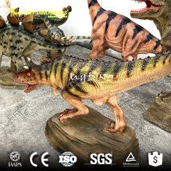 Dinosaur sculpture model 9