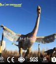 Dinosaur statue 22