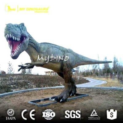 fiberglass dinosaur 4