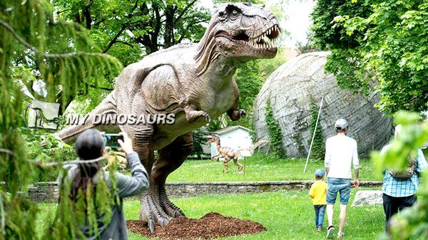 Dinosaur show T REX