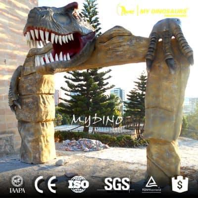 dinosaur park gate