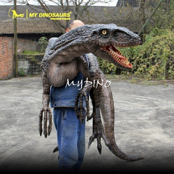 Velociraptor Puppet 1