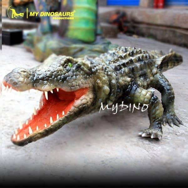 Animatronic Crocodile 1