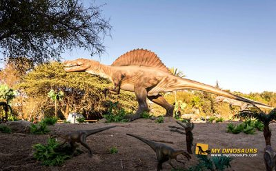 How to Start a Dinosaur Park 2