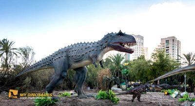 How to Start a Dinosaur Park 6