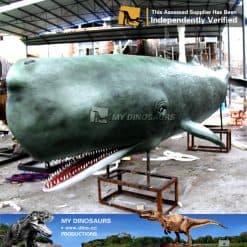 whale replica