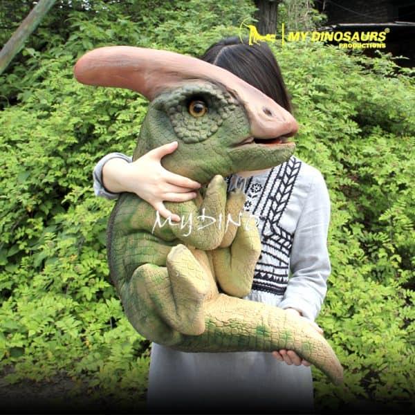 Baby Parasaurolophus
