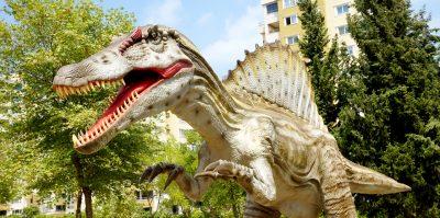 animatronic dinosaur 3