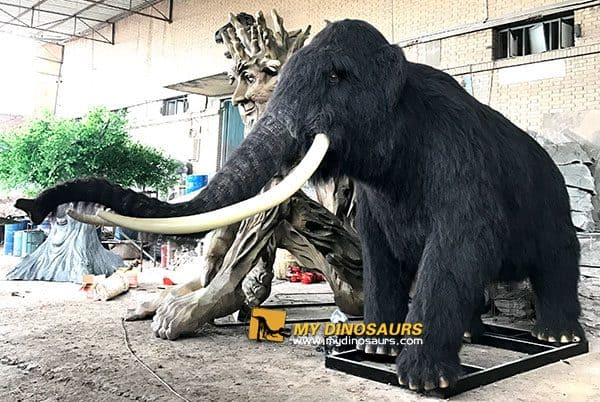 animatronic mammoth 2