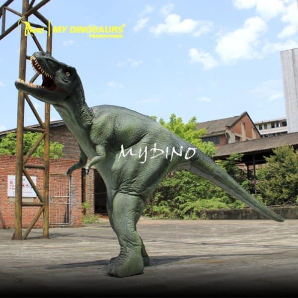movie prop dinosaur costume