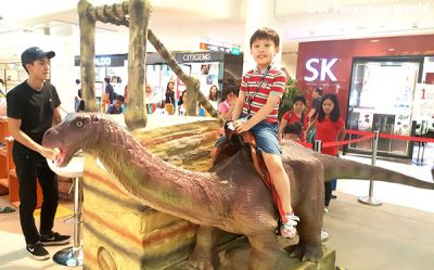 shopping mall dinosaur 11