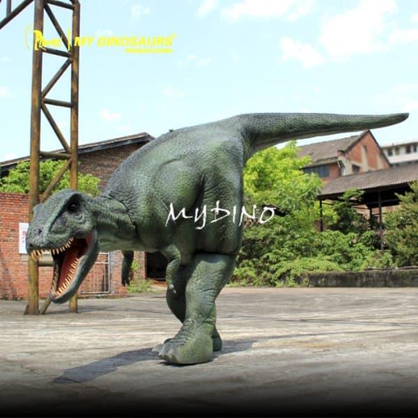 walking trex dinosaur costume 1