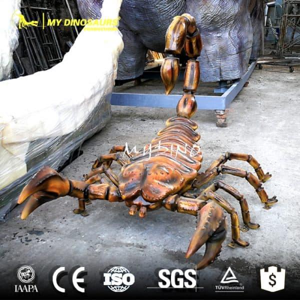 Fiberglass scorpion